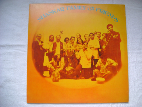 lp george family frinds p/ 1974