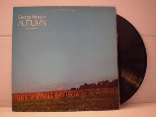 lp george winston autumn