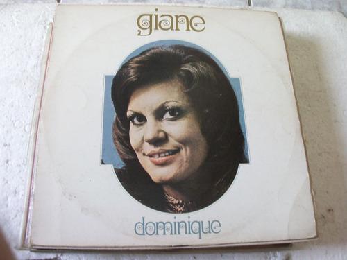 lp giane, dominique, 1976