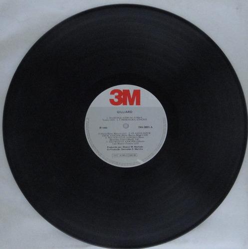 lp gilliard -1986 - g031