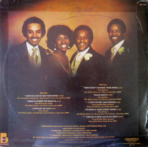 lp gladys knight & the pips - still together