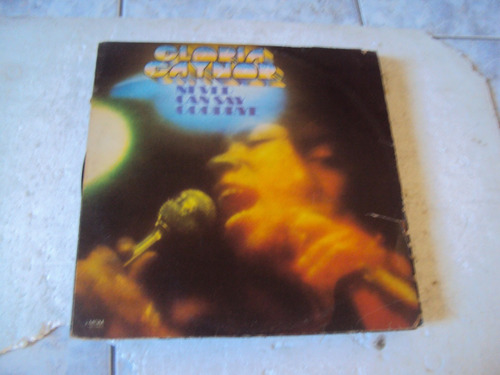 lp gloria gaynor, never can say goodbye, 1975