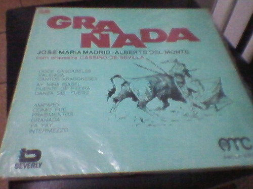 lp. granada - josé maria madrid