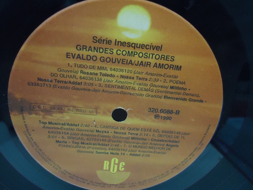 lp grandes compositores -rge - 1990 - by trekus vintage