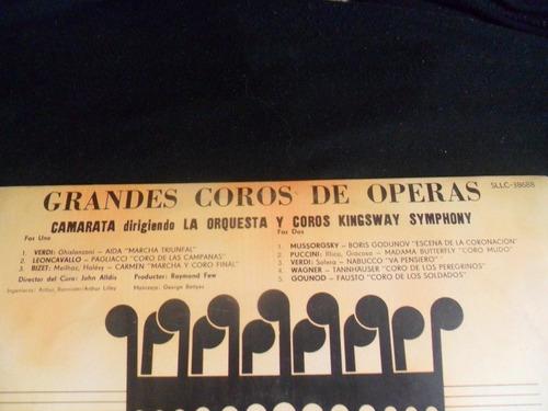 lp great opera choruses