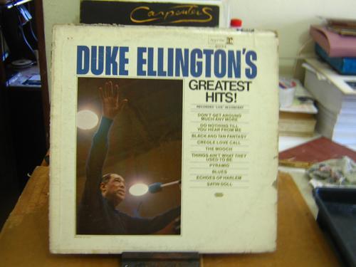 lp greatest hits duke ellington ref. r. 6234