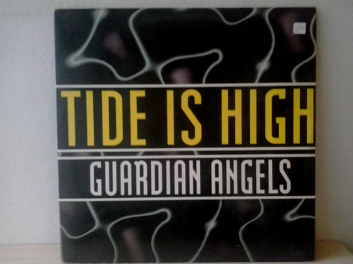lp guardian angels - tide is high - 45 rpm envio 14,00$