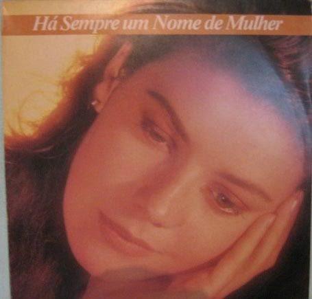lp há sempre um nome de mulher - seleção - álbum duplo - 198
