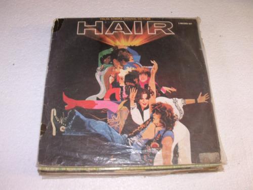 lp hair - trilha origeinal do filme - 1978