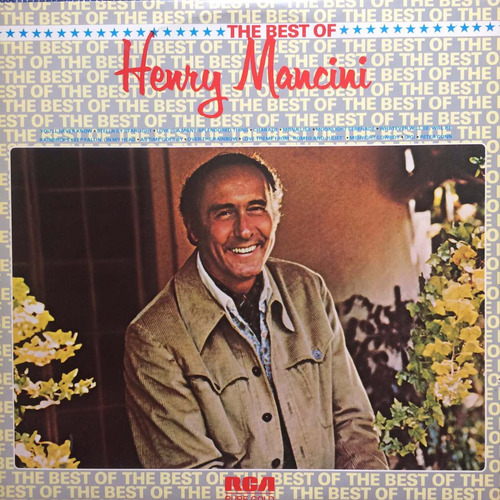 lp henry mancini ( the best )