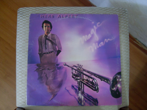 lp herb alpert - magic ma