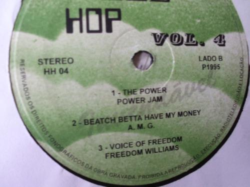 lp hip hop vol 4