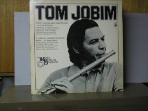 lp  história da música popular brasileira   # tom jobim