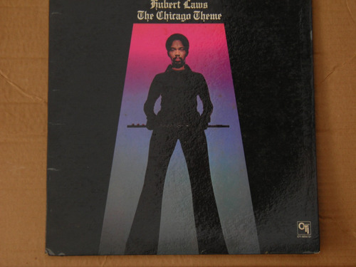 lp hubert laws the chicago theme import