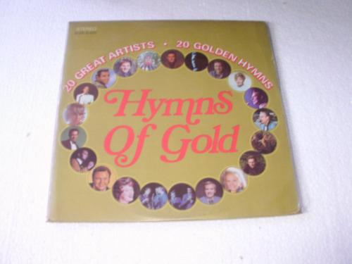 lp hymns of gold - 1972 - 20 great artists-20 golden hymns