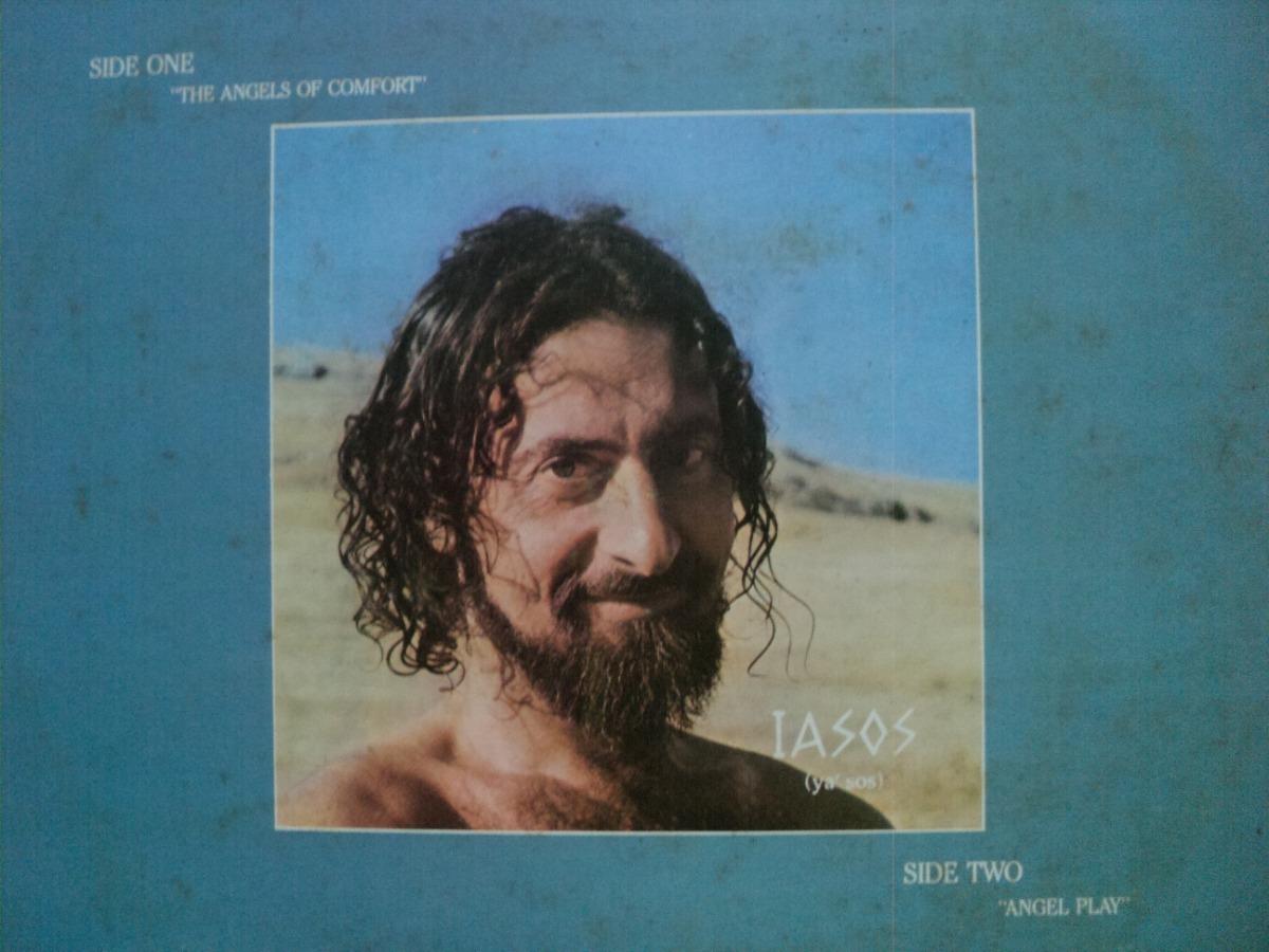 Lp Iasos- Angelic Music- 1978- Original- Zerado- Frete 15,00