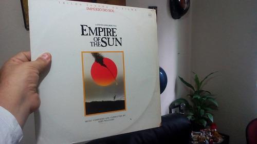 lp império do sol / empire of the sun - 1988 veja fotos leia