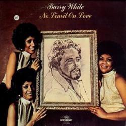 lp importado de barry white - no limit on love 1974