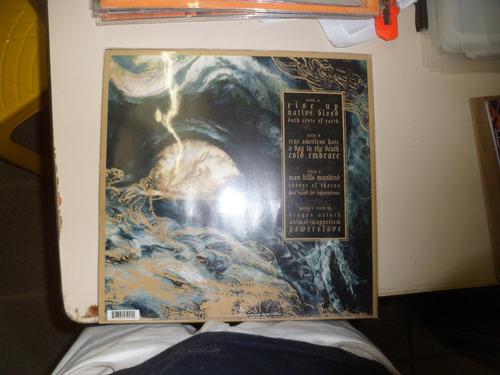 lp importado duplo - testament - dark roots of earth