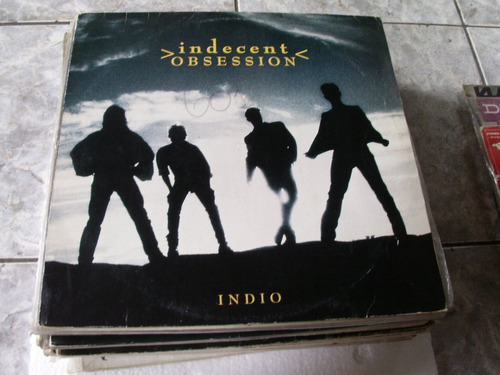 lp indio indecent obsession- 1992