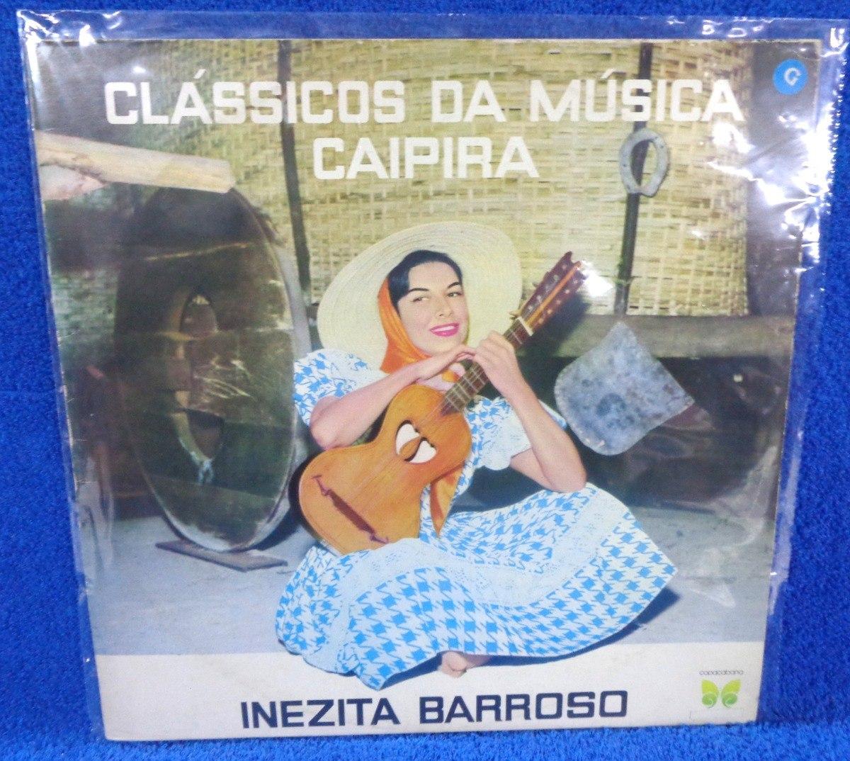 musicas de inezita barroso para
