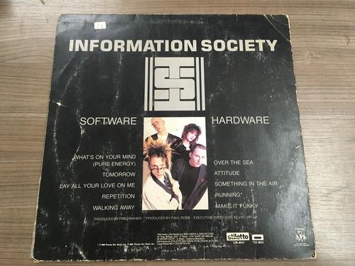 lp information society software hardware
