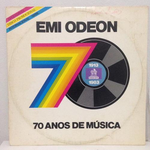 lp internacional - invendável (disco promocional 83)