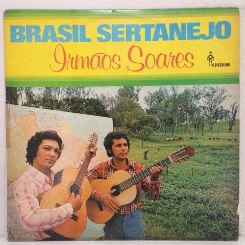 lp irmãos soares (brasil sertanejo) hbs