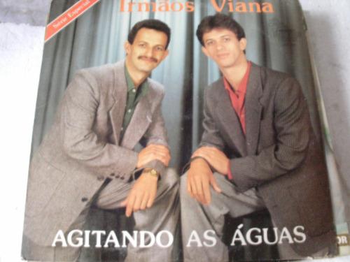 lp irmãos viana agitando as águas, 1989
