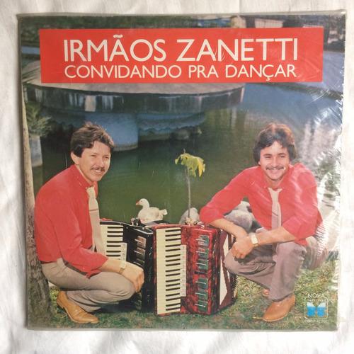 lp irmãos zanetti ( convidando pra dançar ) hbs