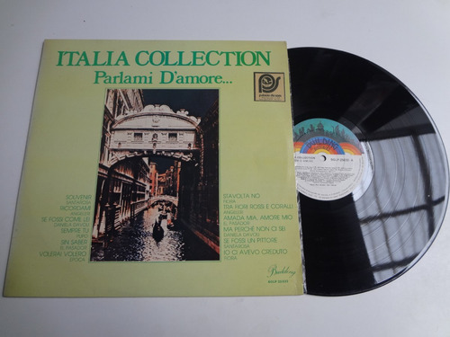 lp italia collection parlami d amore...