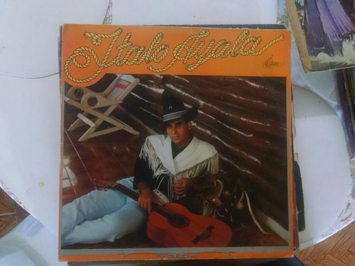 lp italo ayala co + encarte