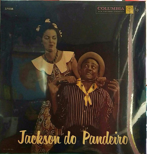 lp jackson do pandeiro - album (1959) lacrado - sony