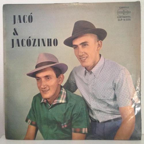 lp jacó e jacozinho 1968