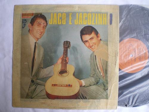 lp - jaco e jacozinho / continental / 1968