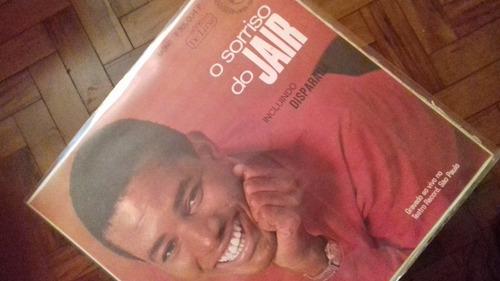 lp jair rodrigues  o sorriso do jair philips/1966  r$ 65,00