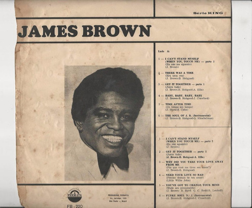 lp james brown and the famous flames 1968 - - lp 09