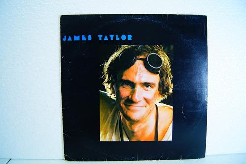 lp - james taylor - dad loves his work