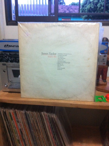 lp james taylor greatest hits
