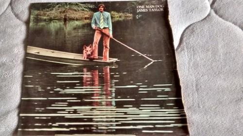 lp james taylor / one man dog / ano 1973