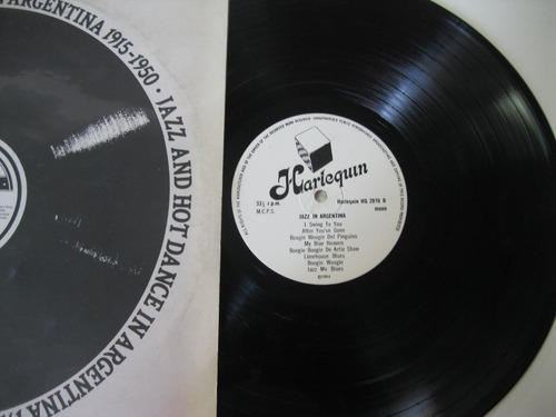 lp  =  jazz and hot dance in argentina 1915 - 1950