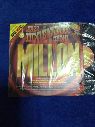lp jazz dixieland band del millon