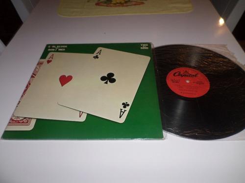 lp - jazz - earl klugh - bob - two kind