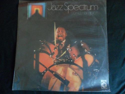 lp jazz spectrum vol 7 lionel hampton