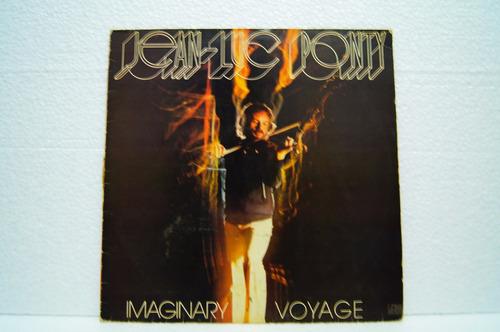 lp - jean luc ponty - imaginary voyage