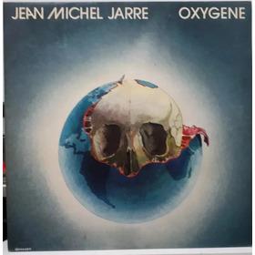 Lp Jean Michel Jarre Oxygene De 1976 Polydor New Age Dreyfus