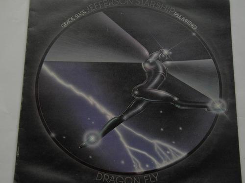lp jefferson starship dragon fly import u k