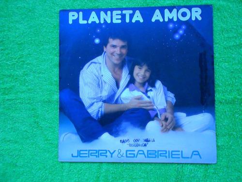 lp jerry  adriani p/1986- jerry adriani & gabriela- single