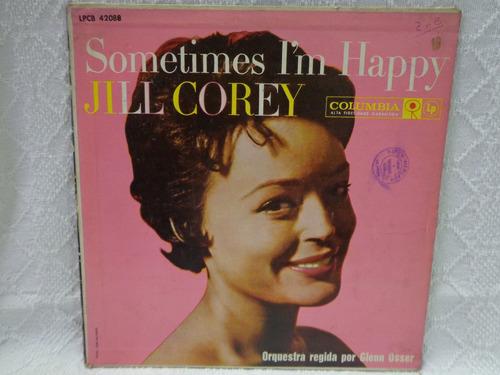 lp jill corey e glen osser orquestra-columbia-alta fidelidad
