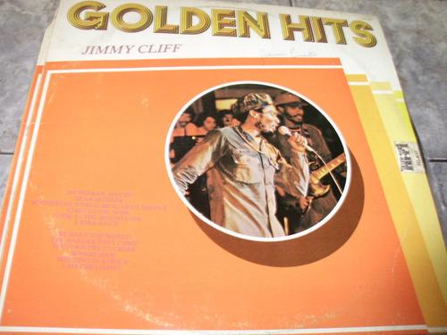 lp jimmy cliff golden hits